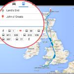 Thông tin về chuyển tuyến xe buýt & tàu lửa được thêm vào Google Maps