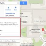 Google đang mở rộng Kiến thức đồ vào Google Maps