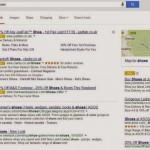 """Dịch vụ SEO, dich vu seo - Biểu tượng """"Quảng cáo"""" màu vàng xuất hiện trên SERPs Google Adwords"""